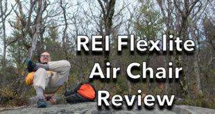 REI Flexlite Air Chair Review