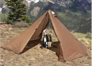 Seek Outside Cimarron Pyramid Tent