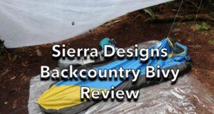 Sierra Designs Backcountry Bivy Sack Review