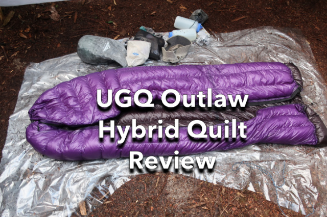UGQ Outlaw Hybrid Quilt Review