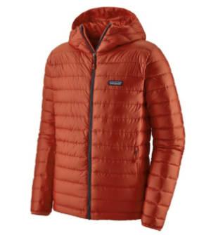Patagonia Down Sweater Hoodie