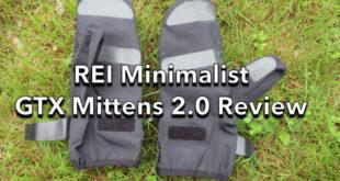 REI Minimalist GTX Mittens 2.0