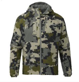 Kenai Hooded Jacket