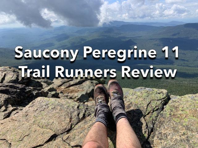 Saucony Peregrine 11 on Liberty