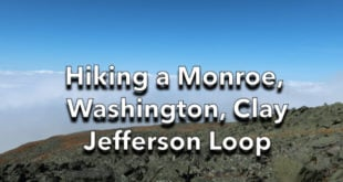 A Monroe Washington Clay Jefferson Loop in October