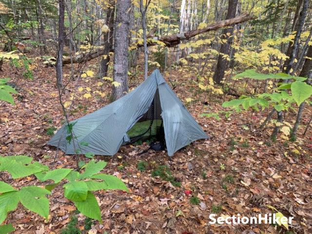A legit stealth campsite.