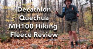 Decathlon Quechua MH100 Hiking Fleece Review