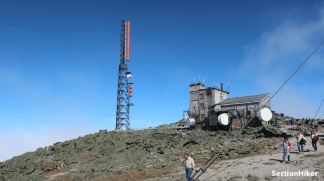 Mt Washington Observatory Weather Station