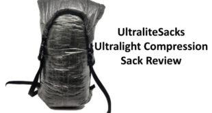 Ultralitesacks ultralight compression sack review