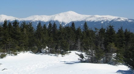Mt Washington in Winter