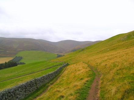 Cademuir Hill, Scotland