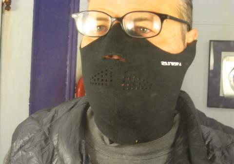 Serius Neoprene Facemask
