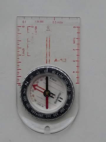 Suunto A10 Recreational Compass