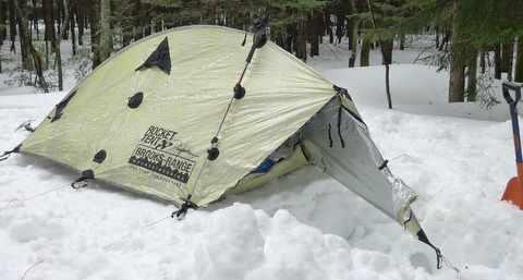 Brooks Range Mountaineering Rocket Tent