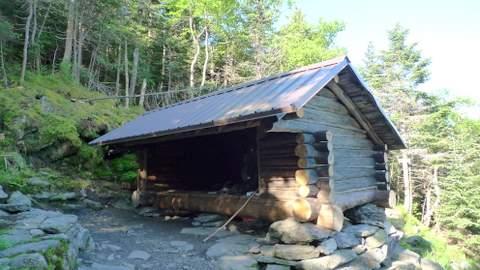 The Perch Shelter - Randolph Mountain Club